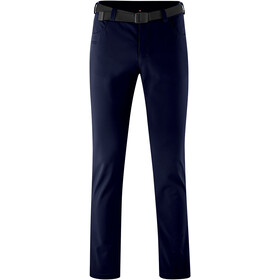 Maier Sports Perlit Pantalon Softshell Homme, night sky
